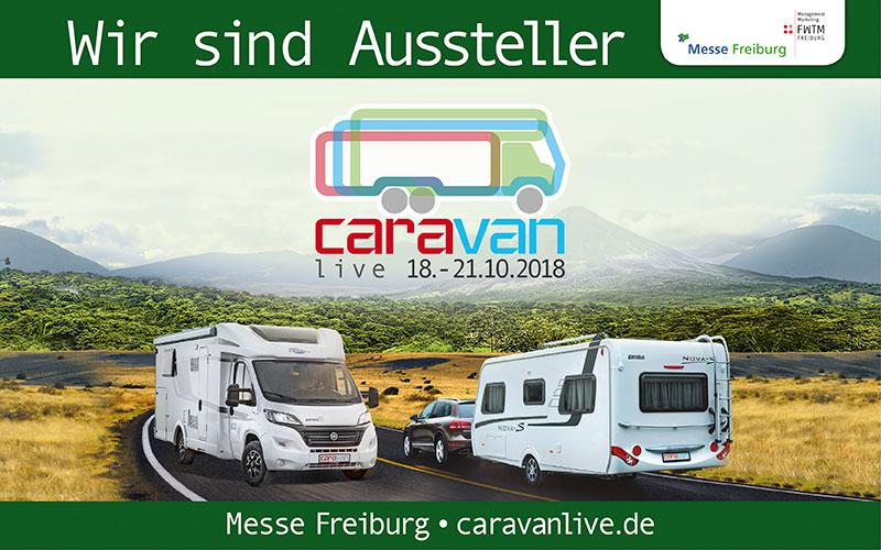 Caravan Messe - Roadcar -